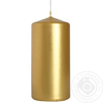 Свеча Bispol 5х10см - купить, цены на МегаМаркет - фото 1