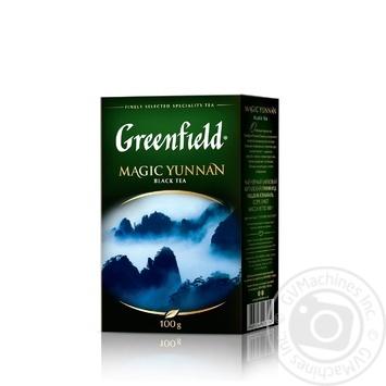 Tea Greenfield black 100g - buy, prices for MegaMarket - image 2