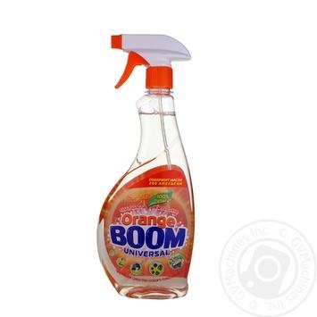 Средство моющее Orange Boom унивкрсальний 650мл - купить, цены на Ашан - фото 1