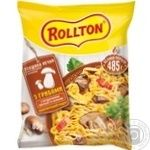 Rollton Egg Noodles with Mushrooms 85g