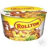 Rolton Egg noodles with instant mushrooms 75g - buy, prices for MegaMarket - image 1