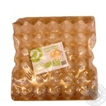 Auchan Brown Chicken Eggs, 30 ct