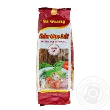 Pasta vermicelli 200g Vietnam - buy, prices for Novus - image 1