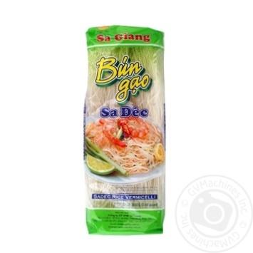 Вермишель рисовая Sa Giang 200г - купить, цены на Novus - фото 1