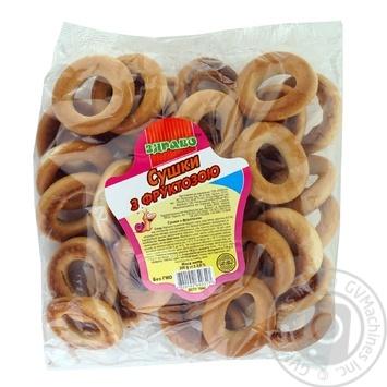 Сушки Здраво Крихітка з фруктозою 300г - купити, ціни на Ашан - фото 2