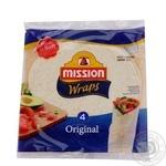 Тортилья Mission Оригінальна 370г - купити, ціни на Ашан - фото 1