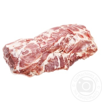 Ошеек свинины без кости охлажденный