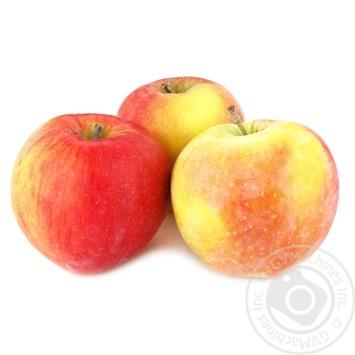 Яблоки Красные 2кг - купить, цены на Ашан - фото 2