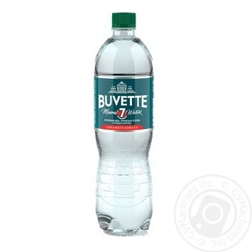 Вода минеральная Buvette N7 1.5л - купить, цены на Фуршет - фото 1