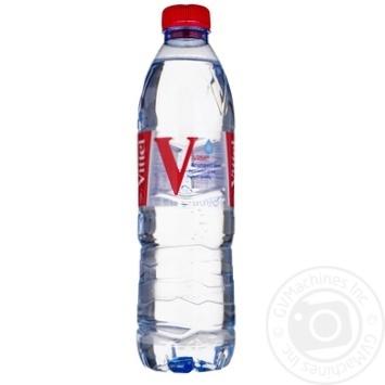 Вода Vittel минеральная негазированная 0,5л - купить, цены на Novus - фото 3