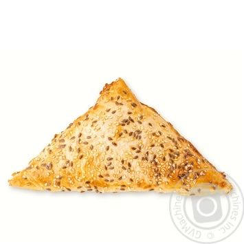 Triangle With White Cheese 80g - buy, prices for Auchan - image 1