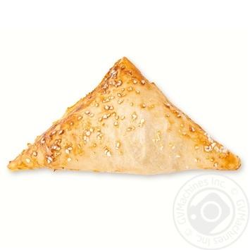 Треугольник с крем-брюле 80г