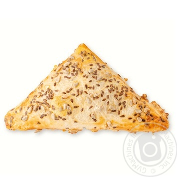 Треугольник с мясом 80г