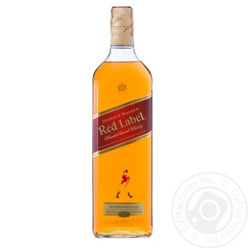 Johnnie Walker Red Lable Old Scotch Wiskey - buy, prices for Novus - image 1