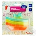 Игрушки Ашан Baby Лодочки для ванны