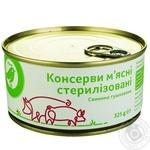 Auchan Canned Pork stew 325g