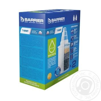 Комплект кассет Barrier Жесткость (х2) для фильтров-кувшинов - купить, цены на МегаМаркет - фото 4