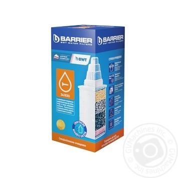 Касета Barrier Залізо для фільтрів-глечиків - купити, ціни на Ашан - фото 1