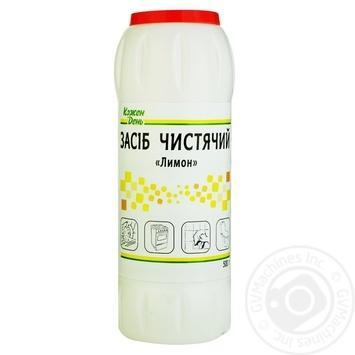 Kozhen Den Lemon Universal Cleaning Agent 500g - buy, prices for Auchan - photo 1