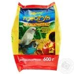 Корм Hobby Meal Говорун для молодых волнистых попугайчиков 600г