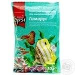 Корм сухой Topsi Гамарус для аквариумных рыб 10г