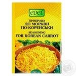 Приправа Edel для моркви по-корейськи 20г - купити, ціни на Ашан - фото 2