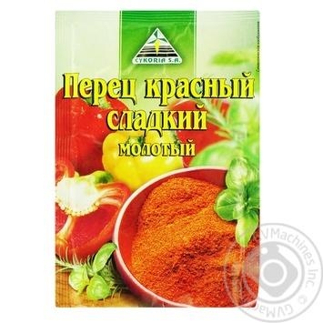 Приправа Cykoria S.A. Перец красный сладкий молотый 20г