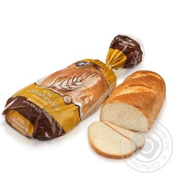 Хліб Кулиничі Гірчичний подовий нарізаний 500г - купити, ціни на МегаМаркет - фото 1