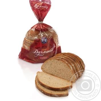 Kulynychi Dukhmyaniy cutted half bread 350g - buy, prices for CityMarket - photo 1