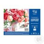Картина по номерам Rosa Start Душистый букет 35*45см - купить, цены на Ашан - фото 3