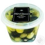 Маслины Mit Cimus с сыром ассорти 430г