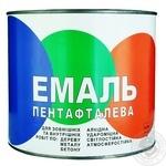 Емаль Пентафталева сіра 2,5кг