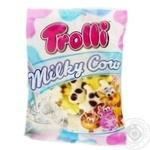Конфеты Trolli Milky Cow жевательные 200г