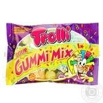Конфеты Trolli Gummi Mix фруктовые жевательные кислые 50г