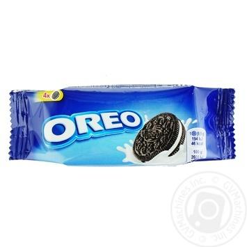 Печенье Орео 38г - купить, цены на СитиМаркет - фото 1
