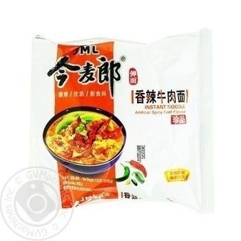 Pasta vermicelli Jinmaylang 110g - buy, prices for MegaMarket - image 1