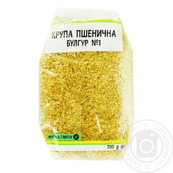 Крупи пшеничні булгур Кожен день 700г