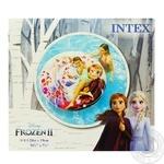 Intex Frozen Mattress inflatable island