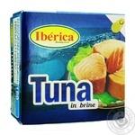 Fish tuna Iberica canned 160g