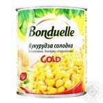 Кукуруза Бондюэль нежная вакуумированная 850мл