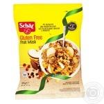 Мюсли Schar фруктовые без глютена 375г