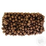 Шарики Ашан шоколадные весовые