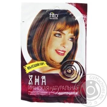 Хна иранская Fito косметик натуральная для волос 25г