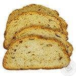 Хлеб пшеничный горчично-луковый весовой - купить, цены на Ашан - фото 1