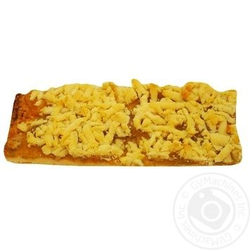 Пирог с ябулоком песчаный тертый весовой