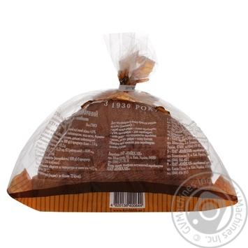 Хлеб Киевхлеб Украинский Столичный нарезка 475г - купить, цены на Ашан - фото 2