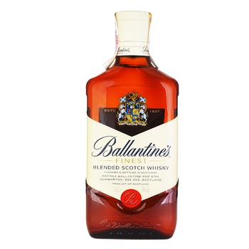 Ballantine's Finest Wiskey 40% 0,7l - buy, prices for Novus - image 1