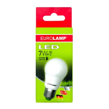 Eurolamp LED Lamp E27 7W 4000K - buy, prices for Furshet - image 3