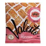 Valesto Mini-Rollini with veal from the filo dough frozen 800g