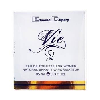 Туалетная вода Edmond Dupery Vie для женщин 95мл